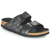 鞋子 女士 休闲凉拖/沙滩鞋 Birkenstock 勃肯 ARIZONA 黑色