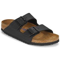 鞋子 女士 休闲凉拖/沙滩鞋 Birkenstock 勃肯 ARIZONA SFB 黑色