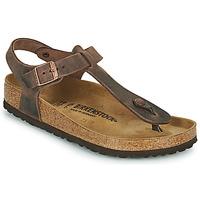 鞋子 女士 人字拖 Birkenstock 勃肯 KAIRO 棕色
