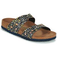 鞋子 女士 休闲凉拖/沙滩鞋 Birkenstock 勃肯 SYDNEY 蓝色