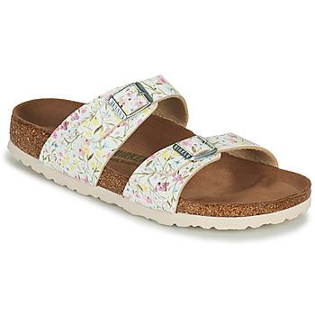 鞋子 女士 休闲凉拖/沙滩鞋 Birkenstock 勃肯 SYDNEY 白色