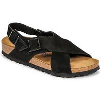 鞋子 女士 凉鞋 Birkenstock 勃肯 TULUM SFB 黑色