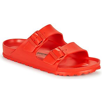 鞋子 女士 休闲凉拖/沙滩鞋 Birkenstock 勃肯 ARIZONA EVA 红色