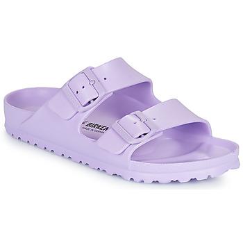 鞋子 女士 休闲凉拖/沙滩鞋 Birkenstock 勃肯 ARIZONA EVA 紫罗兰