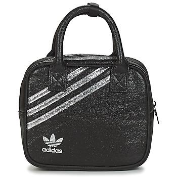 包 女士 双肩包 Adidas Originals 阿迪达斯三叶草 BAG 黑色