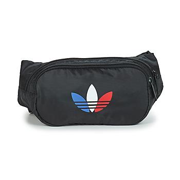 包 腰包 Adidas Originals 阿迪达斯三叶草 TRICLR WAISTBAG 黑色