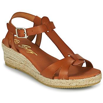 鞋子 女士 凉鞋 Betty London OBORSEL 棕色