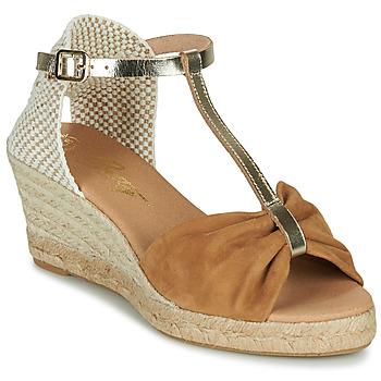 鞋子 女士 凉鞋 Betty London OREINOA 驼色