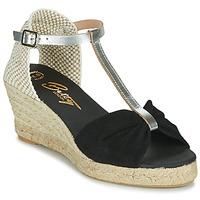 鞋子 女士 凉鞋 Betty London OREINOA 黑色