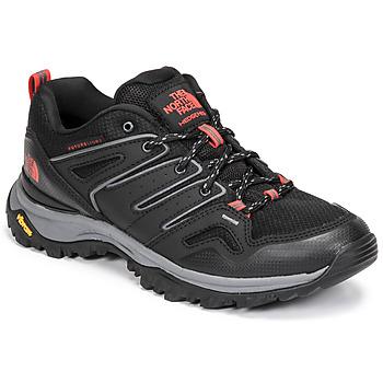 鞋子 女士 登山 The North Face 北面 HEDGEHOG FUTURELIGHT 黑色 / 红色