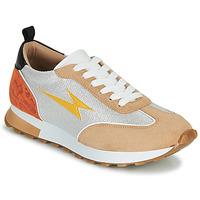 鞋子 女士 球鞋基本款 Vanessa Wu BK2268BG 米色 / 黄色 / 橙色