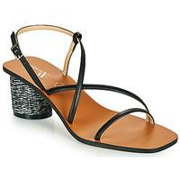 鞋子 女士 凉鞋 Vanessa Wu SD2226NR 黑色