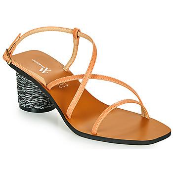 鞋子 女士 凉鞋 Vanessa Wu SD2226SM 橙色