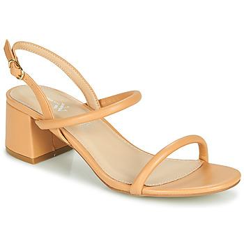 鞋子 女士 凉鞋 Vanessa Wu SD2253CM 驼色