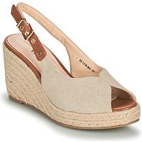 鞋子 女士 凉鞋 Vanessa Wu SD2238BG 米色 / 棕色