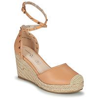 鞋子 女士 凉鞋 Vanessa Wu SD2257CM 驼色