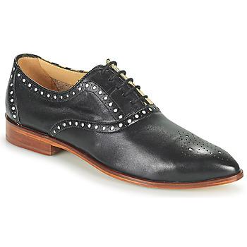 鞋子 女士 德比 Melvin & Hamilton JESSY 61 黑色