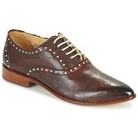 鞋子 女士 德比 Melvin & Hamilton JESSY 61 棕色