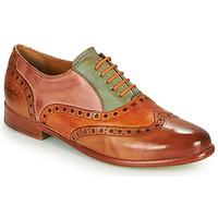 鞋子 女士 德比 Melvin & Hamilton SELINA 24 棕色