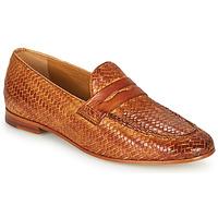鞋子 女士 皮便鞋 Melvin & Hamilton SCARLETT 52 棕色