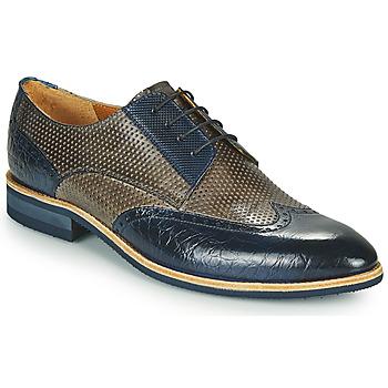 鞋子 男士 德比 Melvin & Hamilton BOBBY 1 灰色 / 蓝色
