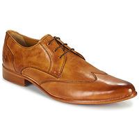 鞋子 男士 系带短筒靴 Melvin & Hamilton TONI 2 棕色