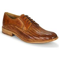 鞋子 男士 系带短筒靴 Melvin & Hamilton EDDY 8 棕色