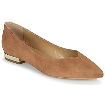 鞋子 女孩 平底鞋 JB Martin VERONICA 棕色