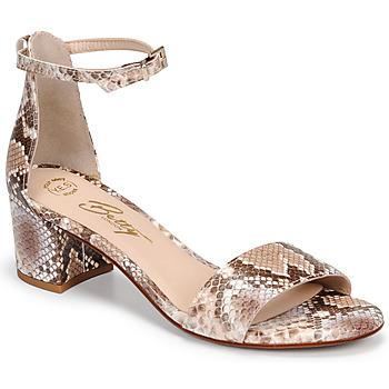 鞋子 女士 凉鞋 Betty London INNAMATA 灰褐色