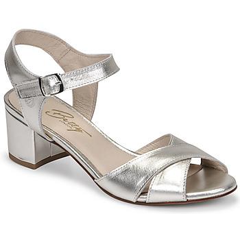 鞋子 女士 凉鞋 Betty London OSKAIDI 银灰色