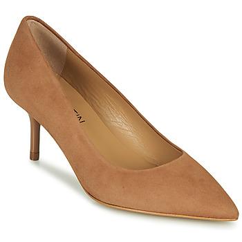 鞋子 女孩 平底鞋 JB Martin TADELYS 棕色