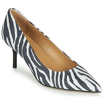 鞋子 女孩 平底鞋 JB Martin TADELYS 白色