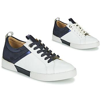 鞋子 女士 球鞋基本款 JB Martin GELATO 白色 / 海蓝色