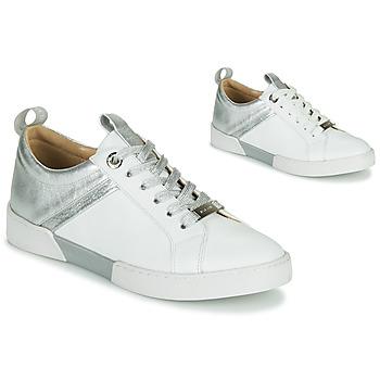 鞋子 女士 球鞋基本款 JB Martin GELATO 白色 / 银灰色