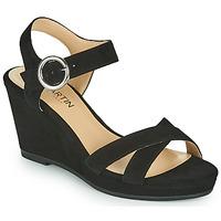 鞋子 女士 凉鞋 JB Martin QUERIDA 黑色