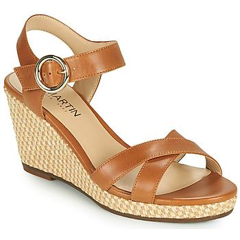 鞋子 女士 凉鞋 JB Martin QUERIDA 棕色