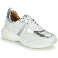 鞋子 女孩 球鞋基本款 JB Martin WILO 白色 / 银灰色