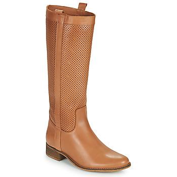鞋子 女士 都市靴 Betty London ONEVER 棕色