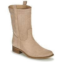 鞋子 女士 都市靴 Betty London ONEVAR 米色