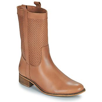 鞋子 女士 都市靴 Betty London ORYPE 棕色