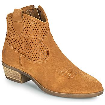 鞋子 女士 短筒靴 Betty London OGEMMA 棕色