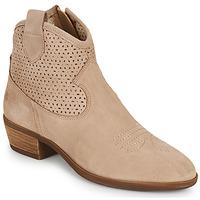 鞋子 女士 短筒靴 Betty London OGEMMA 米色