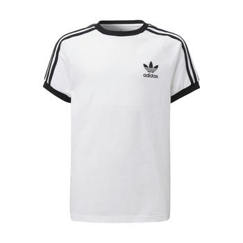 衣服 儿童 短袖体恤 Adidas Originals 阿迪达斯三叶草 DV2901 白色