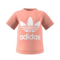 衣服 儿童 短袖体恤 Adidas Originals 阿迪达斯三叶草 GN8176 白色