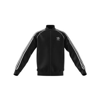 衣服 儿童 运动款外套 Adidas Originals 阿迪达斯三叶草 GN8451 黑色