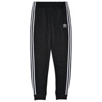 衣服 儿童 厚裤子 Adidas Originals 阿迪达斯三叶草 GIANNY 黑色