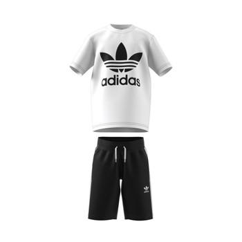 衣服 儿童 女士套装 Adidas Originals 阿迪达斯三叶草 GP0194 白色
