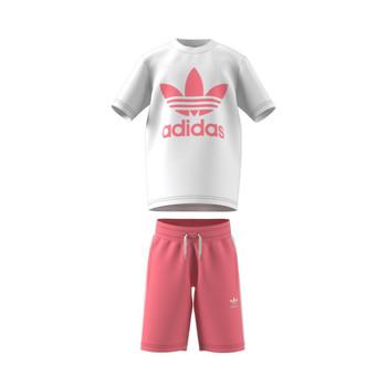 衣服 儿童 女士套装 Adidas Originals 阿迪达斯三叶草 GP0195 白色