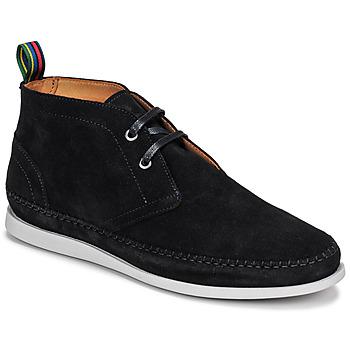 鞋子 男士 短筒靴 Paul Smith NEON 海蓝色