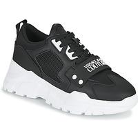 鞋子 男士 球鞋基本款 Versace Jeans THANNA 黑色